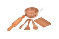 Minny - 6-teiliges Miniatur-Küchen-Set