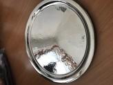 Kupfer Tablett spezial gehammert 31 cm